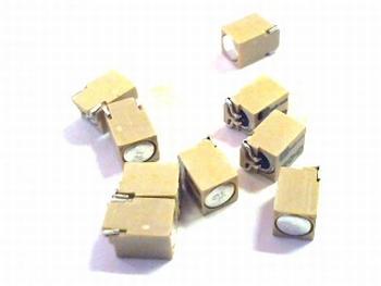 SMD electrolytic capacitor 15uf 16V aluminium