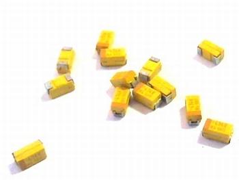 SMD Tantal capacitor 0,47uf 35V