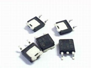 STD5NK50ZT4 - MOSFET