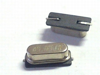 Quartz crystal SMD 40 mhz