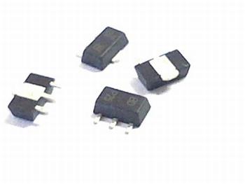 BCX54 Transistor SMD