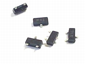 BCX17 Transistor SMD