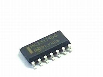 MC33174DR2 OP AMP