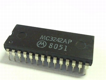 MC3242AP Memory Address Multiplexer