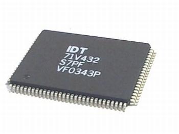 IDT71V432S7PF SRAM