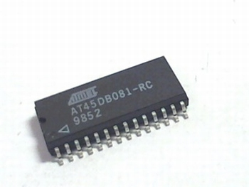 AT45DB081-RC Flash Memory