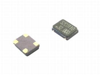 Quartz crystal oscillator 32 mhz SMD