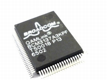 BCM3137A3-KPF  BURST DEMODULATOR