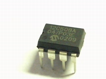 PIC12C508 - 04/P Microcontroller