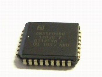 AM29F040B-120JC Flash Memory