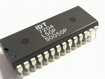IDT7204L50P FIFO Memory