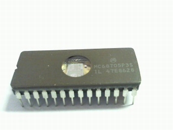 MC68705P3S Microcontroller 8 bit