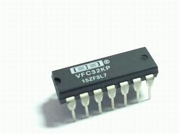 VFC32KP frequentie naar voltage convertor