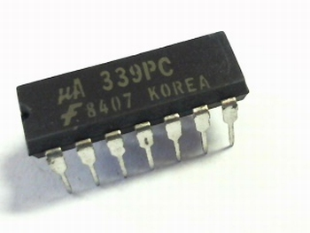 UA339PC  Voltage Comparator