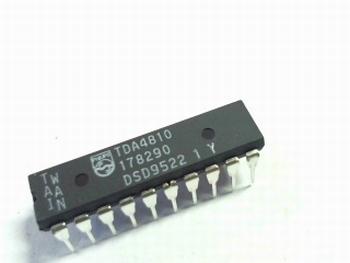 TDA4810 - SYNC PROCESSOR