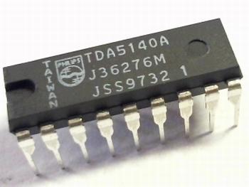 TDA5140A Motor Controller