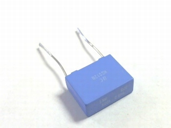 Capacitor MKT 1.5uF 100V RM16