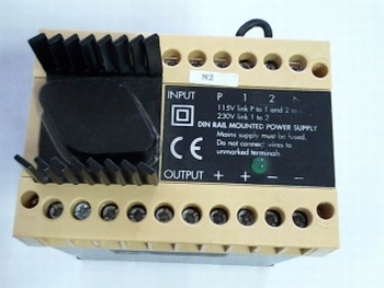 Din rail Power supply  Convel 42012A/2