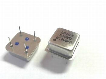 Quartz crystal oscillator 10 mhz
