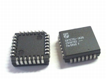 S87C751-1A28 microcontroller 8 bit