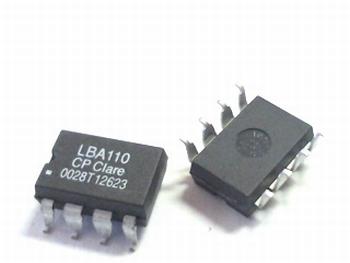 Relais LBA110 - DPST