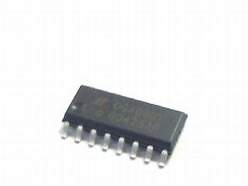 DG408DY multiplexer