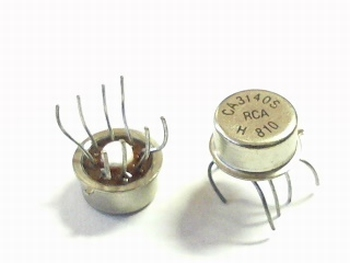 CA 3140S Operational Amplifier TO-5