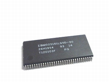 IBM02516LG5D-60  Video RAM