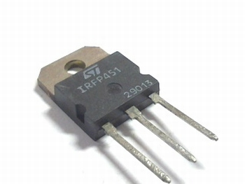 IRFP451 Power MOSFET
