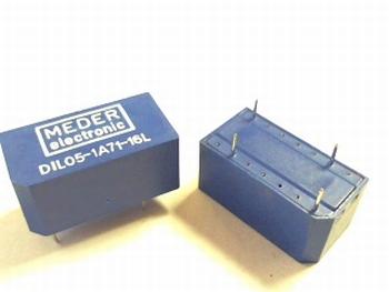 Relay Meder 5 Volt - DIL05-1A71-16L SPST