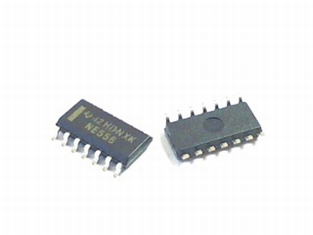 NE556D double timer SMD IC