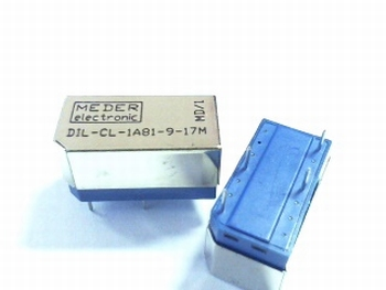 Relay Meder -DIL-CL-1A81-9-17M - SPST-NO