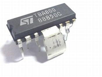 TBA800 5W audio amplifier