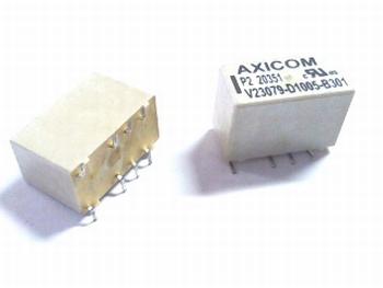 Relay V23079-D1005-B301 - 24VDC DPDT Axicom