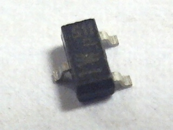 BF821 PNP High Voltage Transistor - SOT23-3