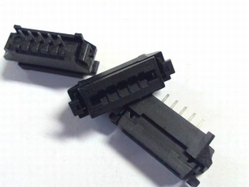 FFC / FPC connector 5 polig 2.54RM