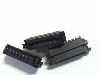 FFC / FPC connector 7x 2.54RM Molex