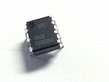 Optocoupler 4N33