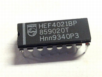 HEF4021BP Shift Register
