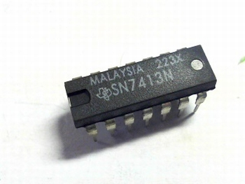 7413N Dual 4-Input NAND