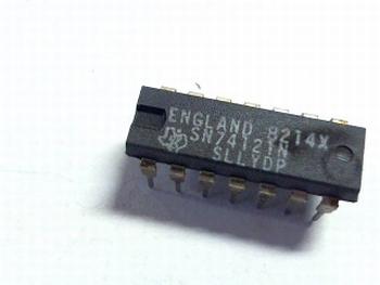 74121 Multivibrator