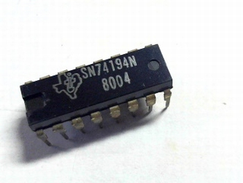 74194N Shift Register