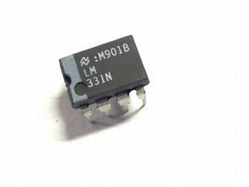 LM331N voltage to frequency convertor