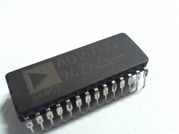 AD1671-JQ ADC Single Pipelined 1.25Msps