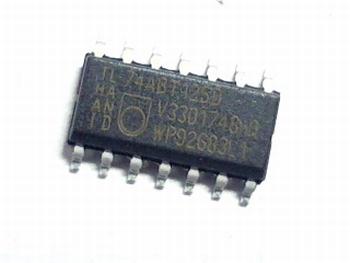 74ABT125D Buffer/Line Driver