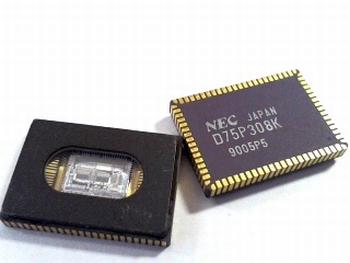 UPD75P308K microcontroller 4-Bit