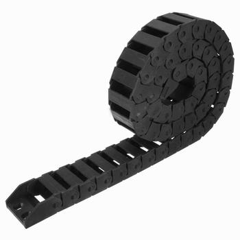 Kabelgoot 8mm x 8mm ketting voor kabels die veel bewegen