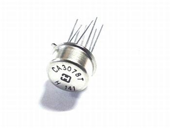 CA3078T op-amp