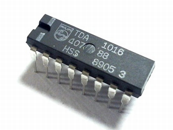 TDA1016 power amplifier