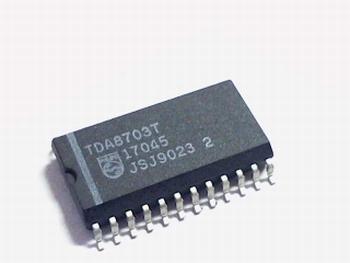 TDA8703T AD convertor